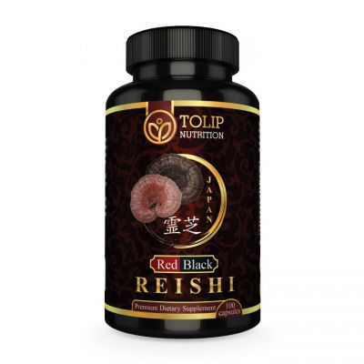 Reishi Red Black