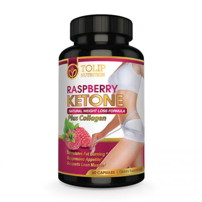 Raspberry Keytone Plus Collagen